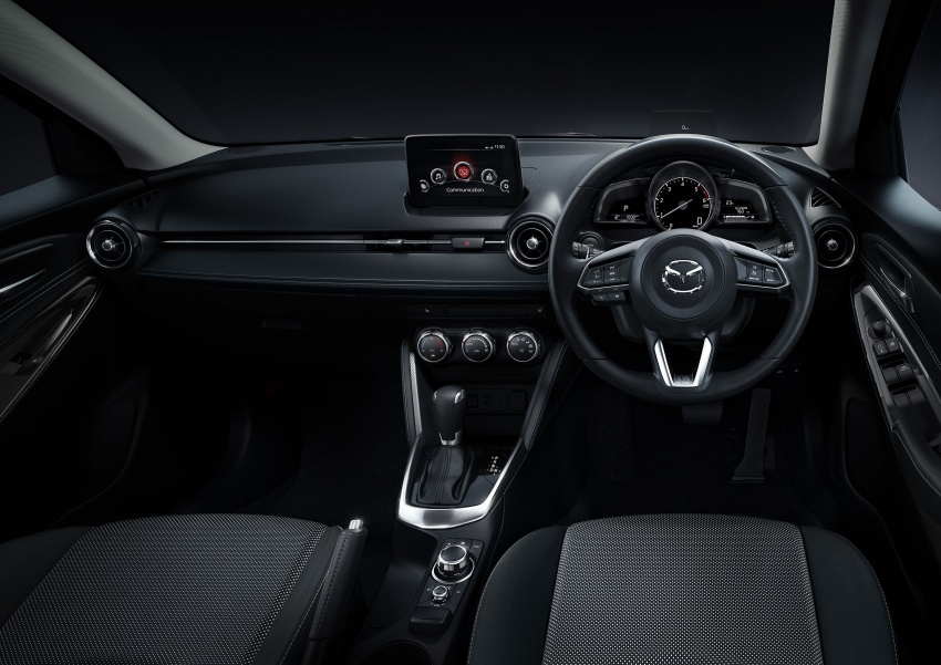 Mazda 2 and CX-3 updated with G-Vectoring Control Image #563909