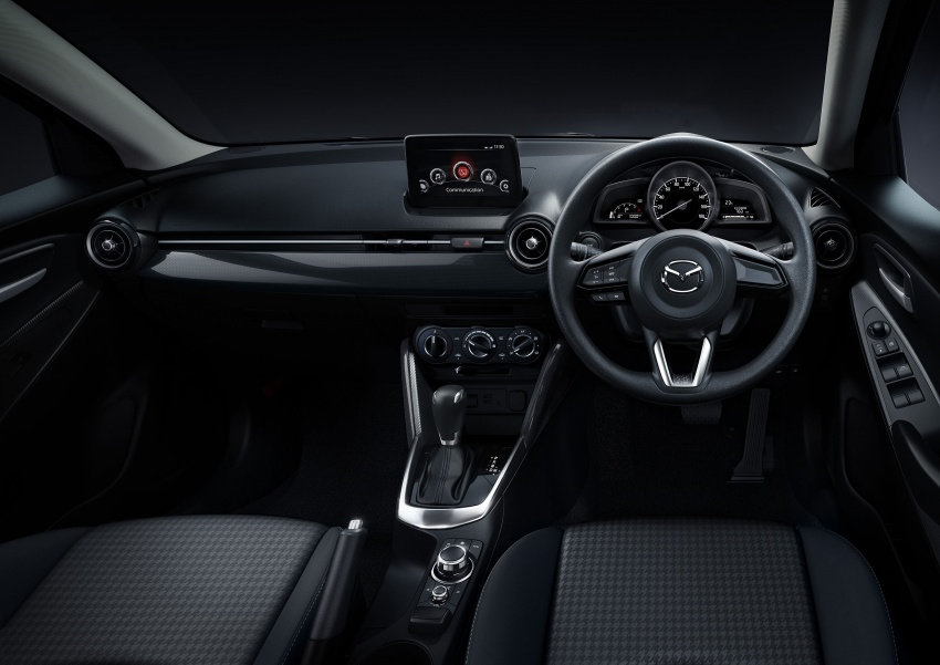 Mazda 2 and CX-3 updated with G-Vectoring Control Image #563910
