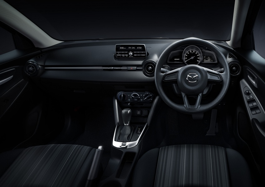 Mazda 2 and CX-3 updated with G-Vectoring Control Image #563912