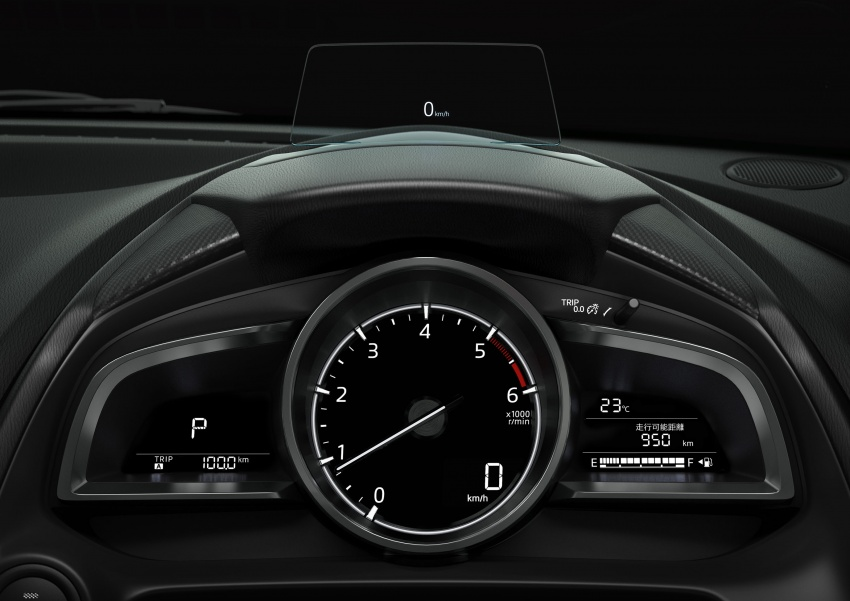 Mazda 2 and CX-3 updated with G-Vectoring Control Image #563915