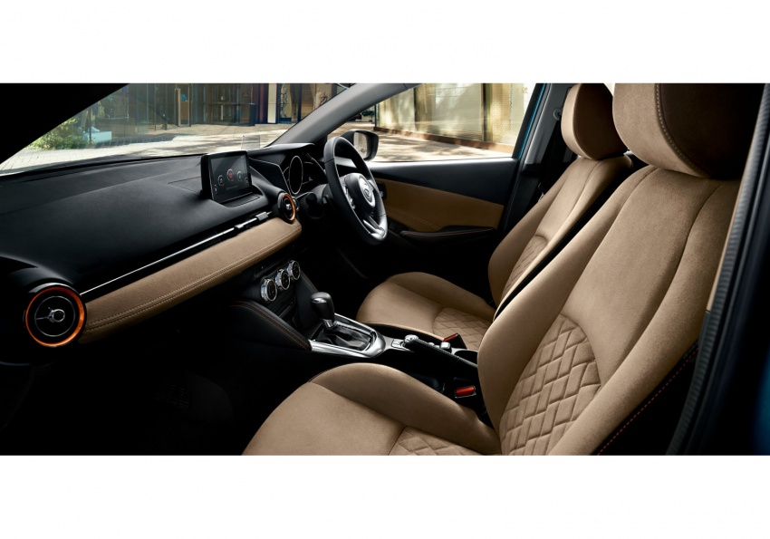 Mazda 2 and CX-3 updated with G-Vectoring Control Image #563924