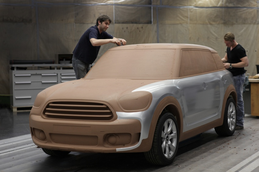 F60 MINI Countryman revealed – larger, with more tech Image #569288