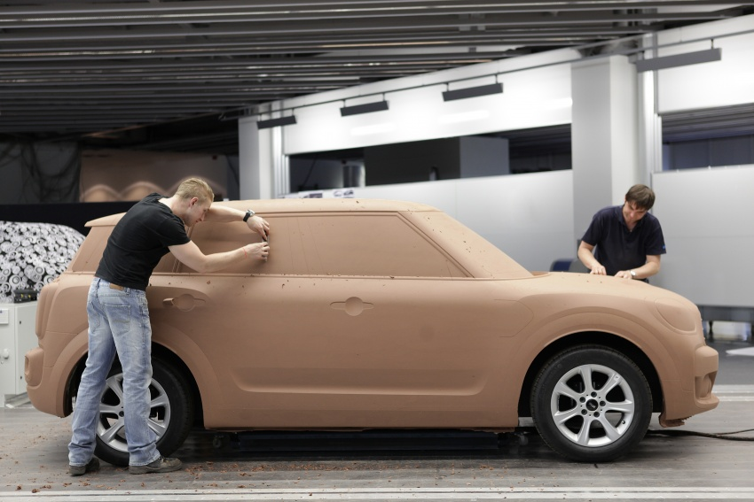 F60 MINI Countryman revealed – larger, with more tech Image #569289