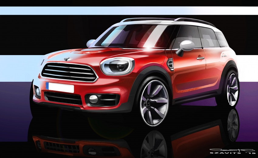 F60 MINI Countryman revealed – larger, with more tech Image #569306