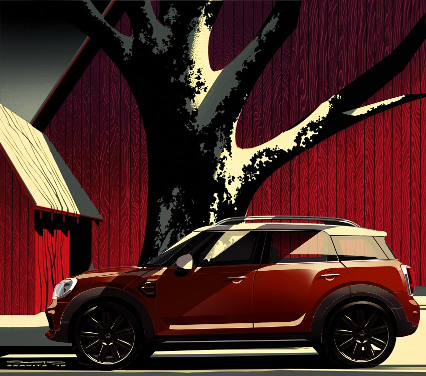F60 MINI Countryman revealed – larger, with more tech Image #569311