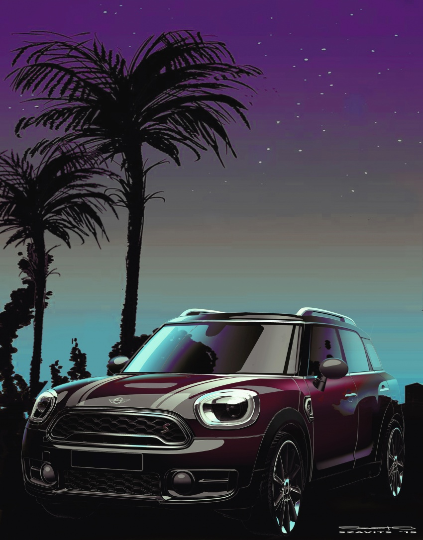 F60 MINI Countryman revealed – larger, with more tech Image #569302