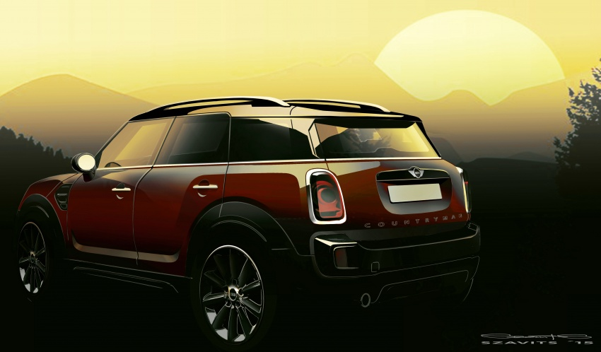 F60 MINI Countryman revealed – larger, with more tech Image #569303