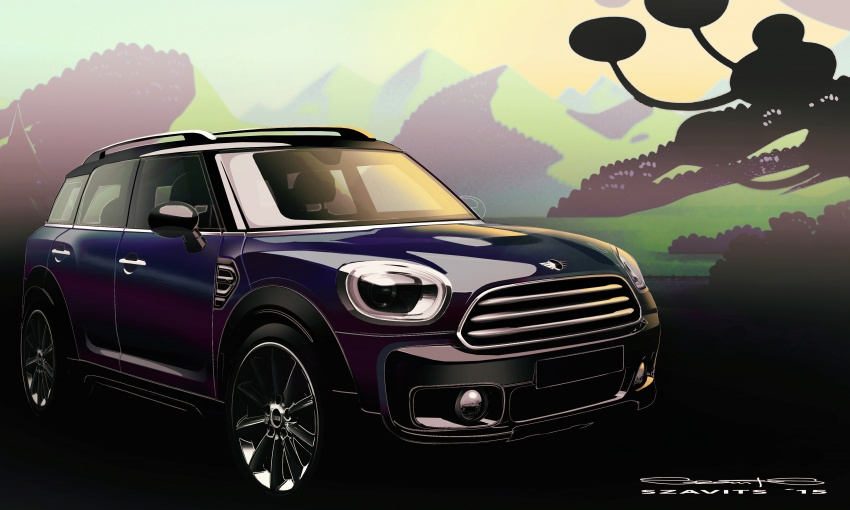 F60 MINI Countryman revealed – larger, with more tech Image #569304