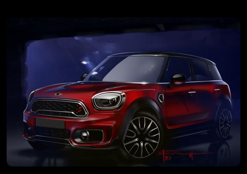 F60 MINI Countryman revealed – larger, with more tech Image #569305