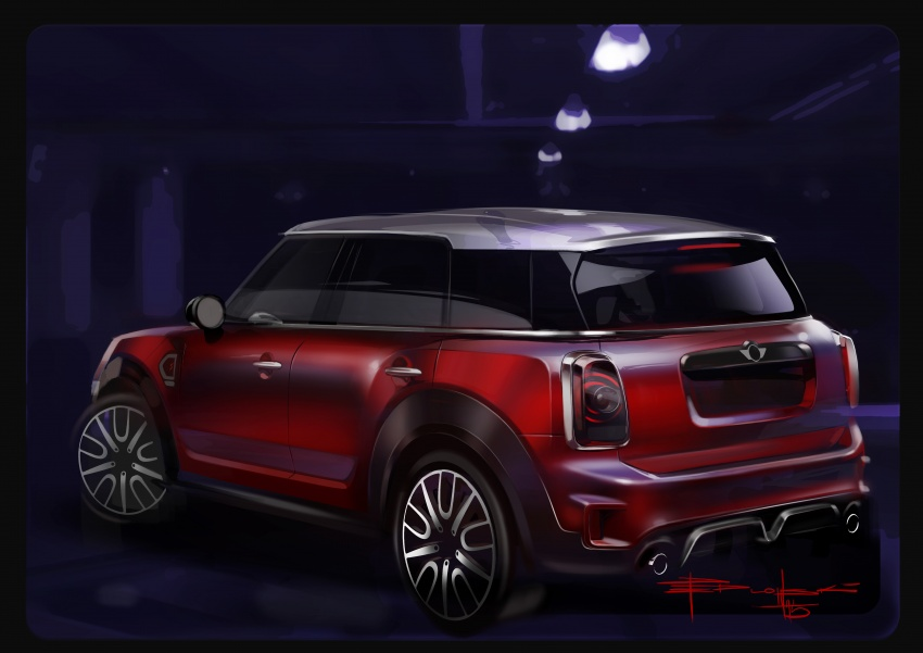 F60 MINI Countryman revealed – larger, with more tech Image #569292