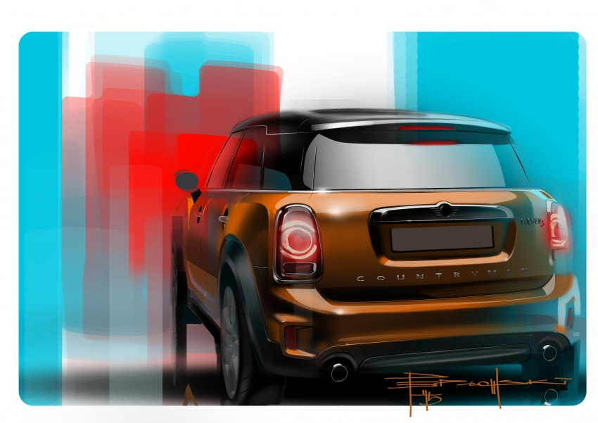 F60 MINI Countryman revealed – larger, with more tech Image #569297