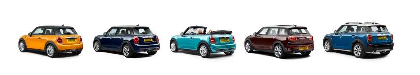 F60 MINI Countryman revealed – larger, with more tech Image #569439