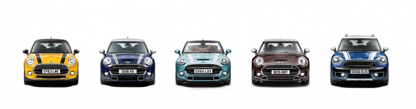 F60 MINI Countryman revealed – larger, with more tech Image #569433