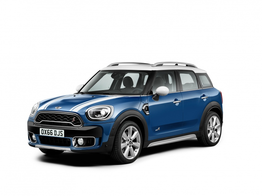 F60 MINI Countryman revealed – larger, with more tech Image #569726