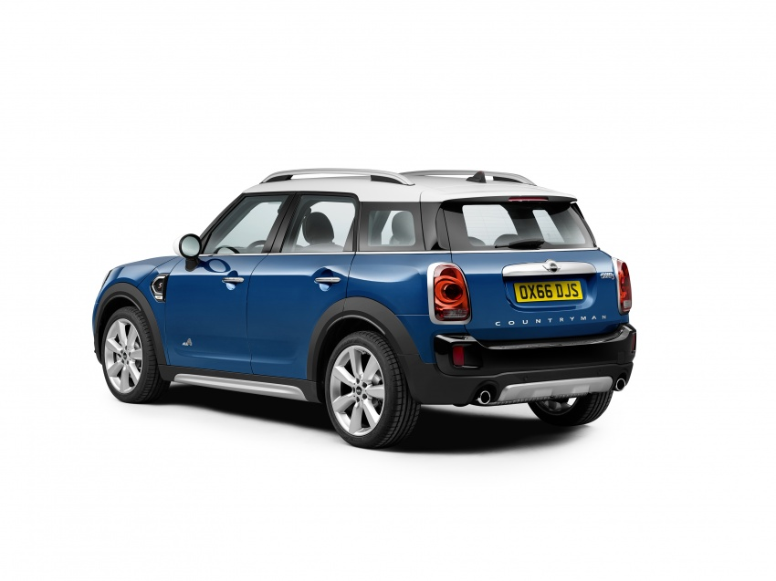 F60 MINI Countryman revealed – larger, with more tech Image #569727