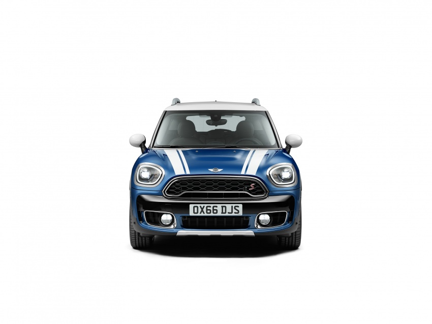 F60 MINI Countryman revealed – larger, with more tech Image #569728