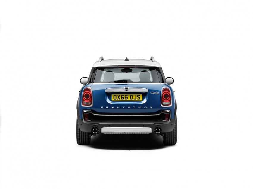 F60 MINI Countryman revealed – larger, with more tech Image #569729