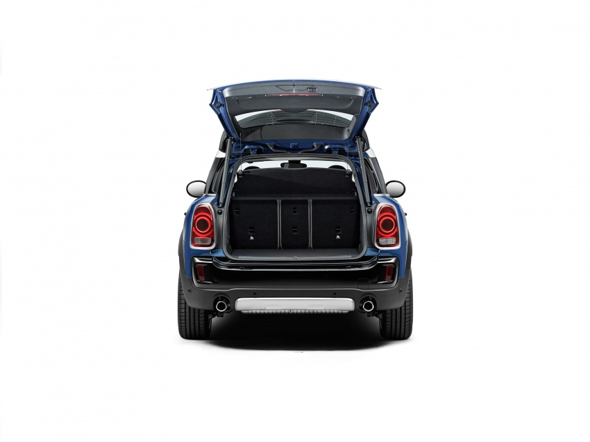 F60 MINI Countryman revealed – larger, with more tech Image #569730