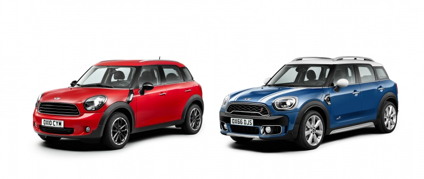 F60 MINI Countryman revealed – larger, with more tech Image #569732