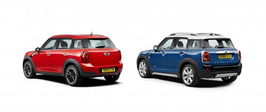 F60 MINI Countryman revealed – larger, with more tech Image #569735