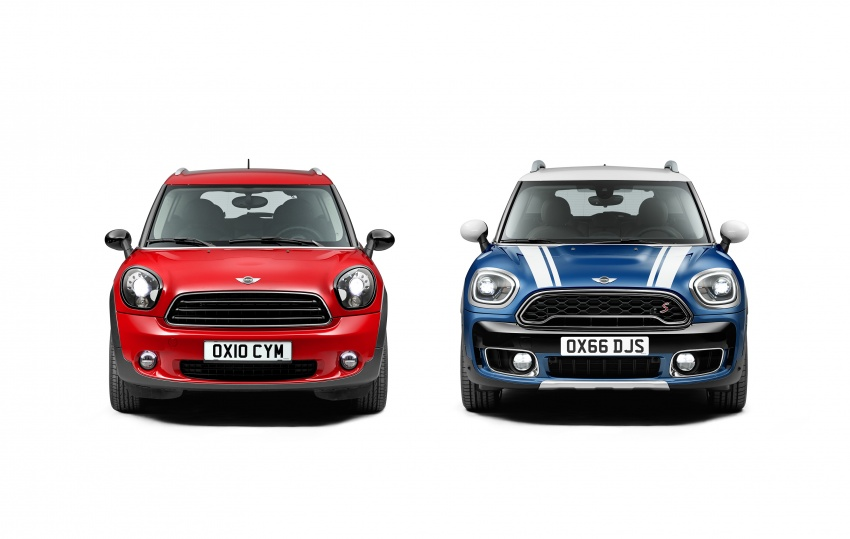 F60 MINI Countryman revealed – larger, with more tech Image #569736