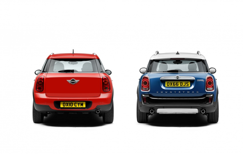 F60 MINI Countryman revealed – larger, with more tech Image #569737
