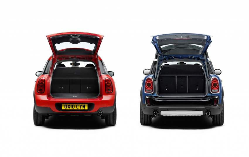 F60 MINI Countryman revealed – larger, with more tech Image #569738
