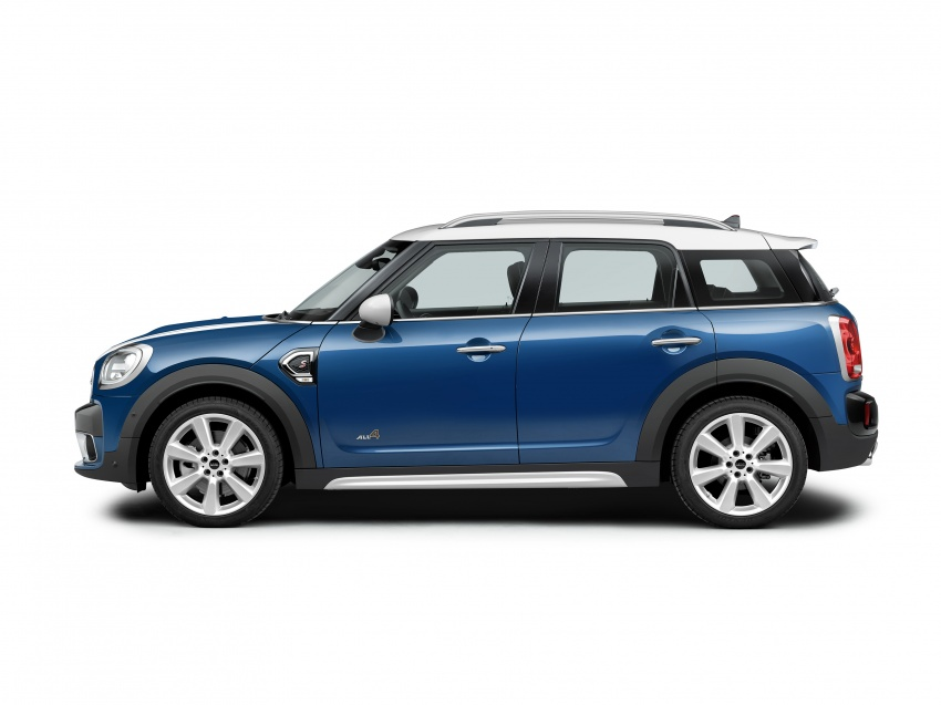 F60 MINI Countryman revealed – larger, with more tech Image #569739