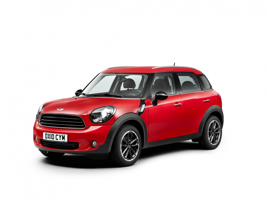 F60 MINI Countryman revealed – larger, with more tech Image #569740