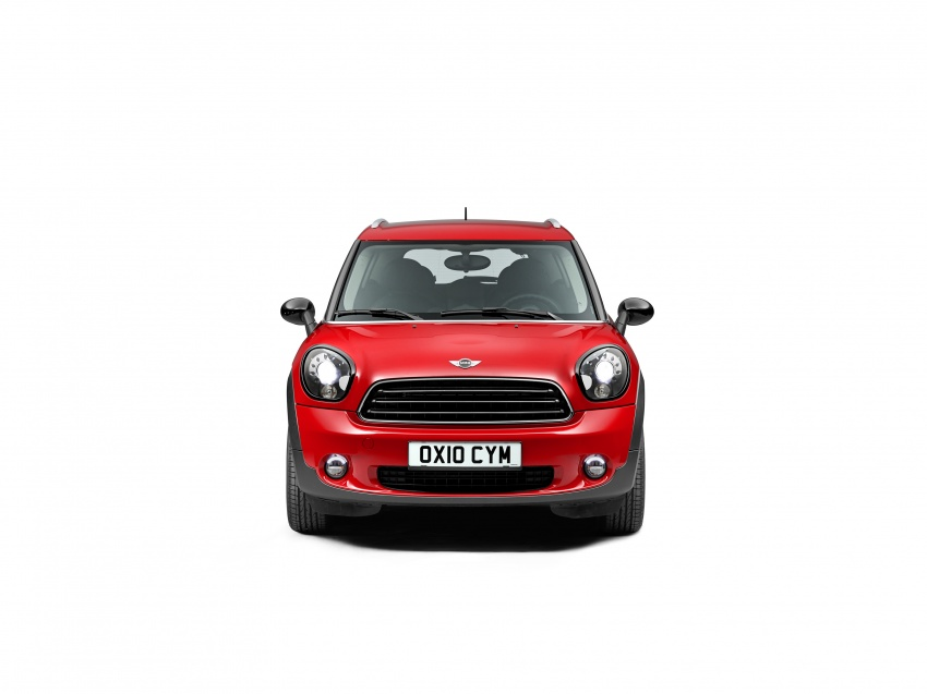 F60 MINI Countryman revealed – larger, with more tech Image #569742