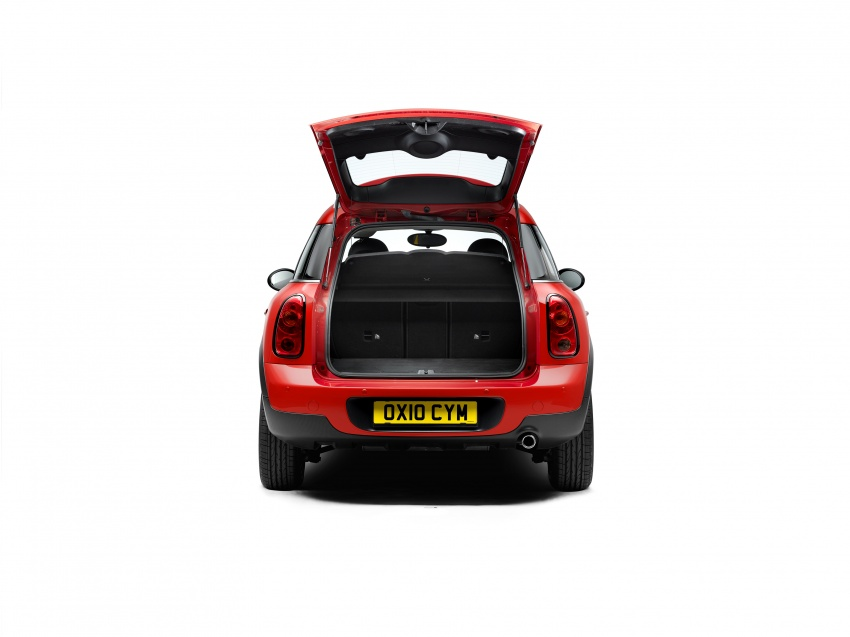 F60 MINI Countryman revealed – larger, with more tech Image #569744