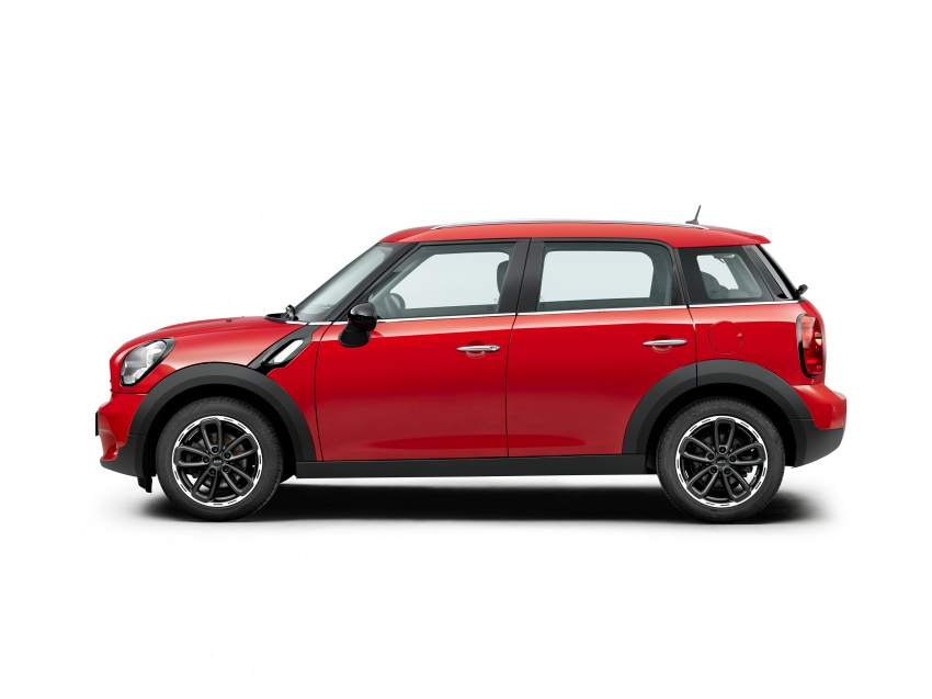 F60 MINI Countryman revealed – larger, with more tech Image #569745