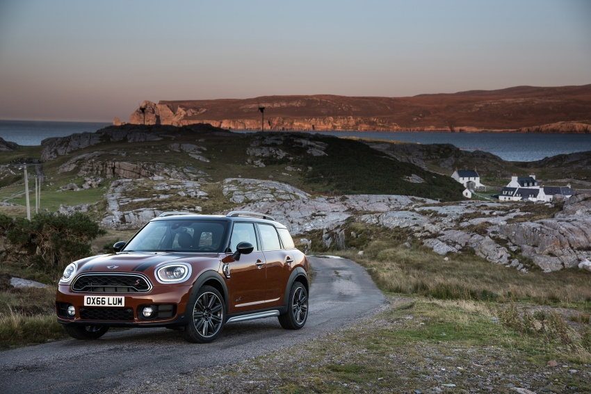 F60 MINI Countryman revealed – larger, with more tech Image #569047