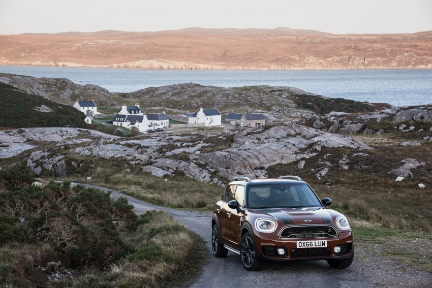F60 MINI Countryman revealed – larger, with more tech Image #569055