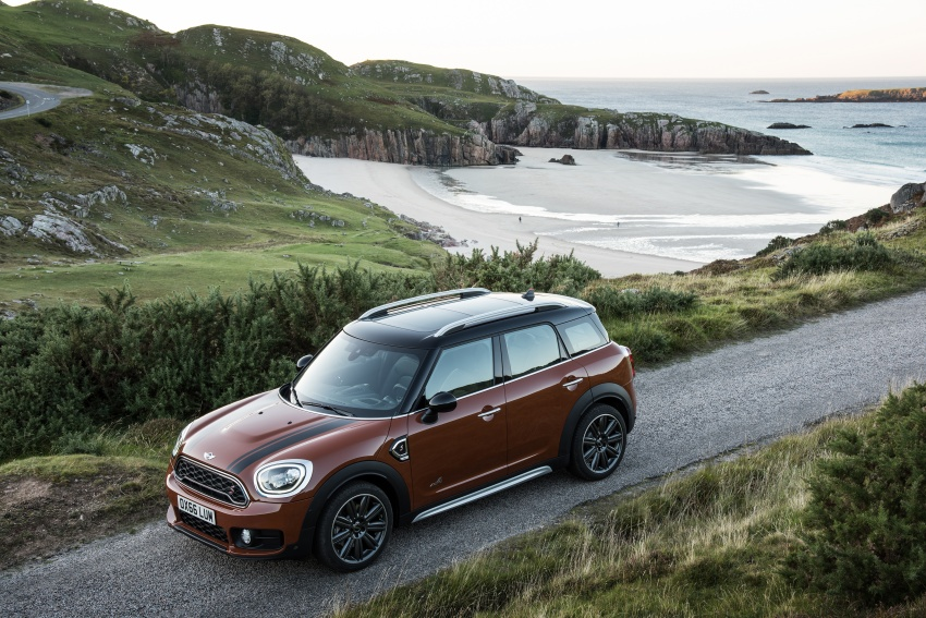 F60 MINI Countryman revealed – larger, with more tech Image #569063