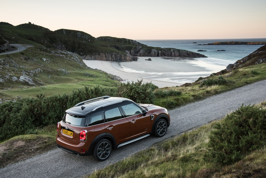 F60 MINI Countryman revealed – larger, with more tech Image #569057