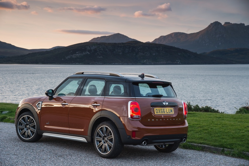 F60 MINI Countryman revealed – larger, with more tech Image #569088