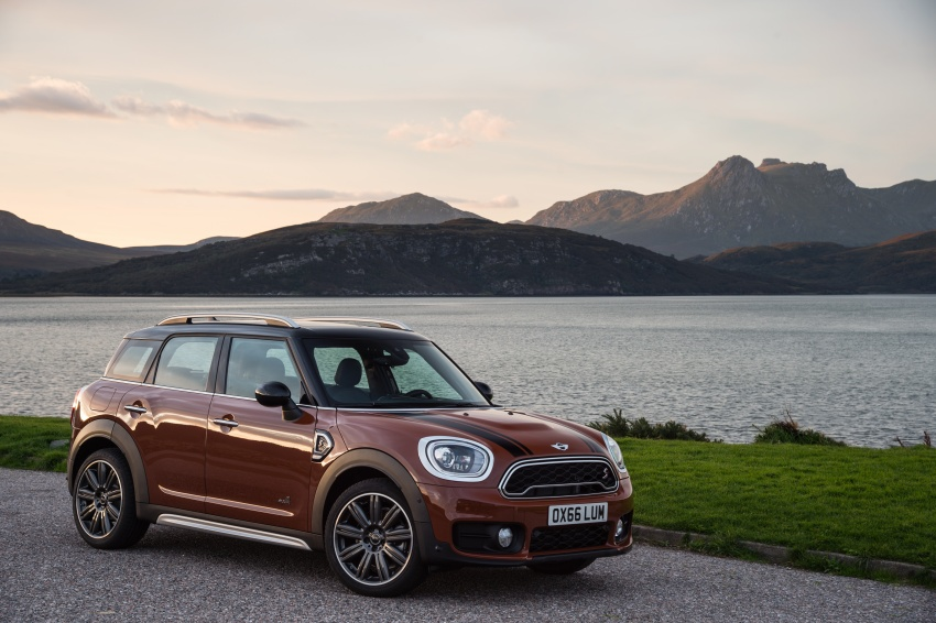 F60 MINI Countryman revealed – larger, with more tech Image #569089