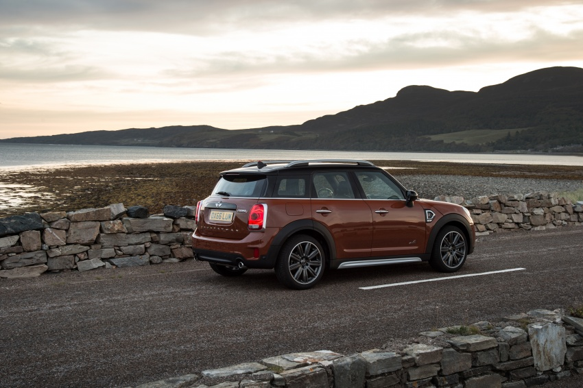 F60 MINI Countryman revealed – larger, with more tech Image #569111