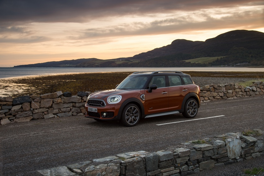 F60 MINI Countryman revealed – larger, with more tech Image #569108