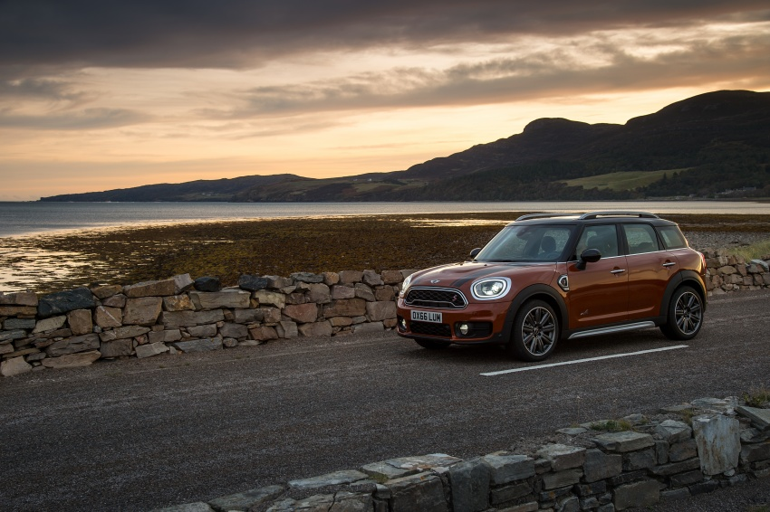 F60 MINI Countryman revealed – larger, with more tech Image #569113