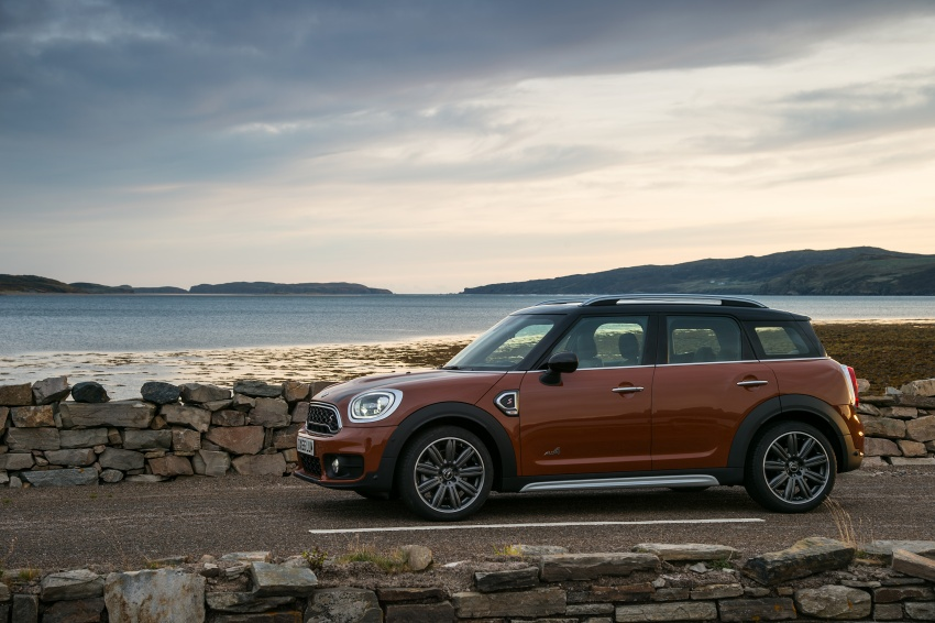 F60 MINI Countryman revealed – larger, with more tech Image #569084