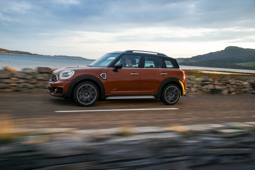 F60 MINI Countryman revealed – larger, with more tech Image #569097