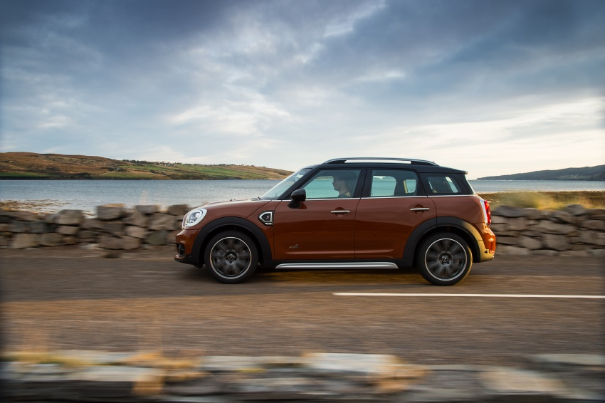 F60 MINI Countryman revealed – larger, with more tech Image #569072