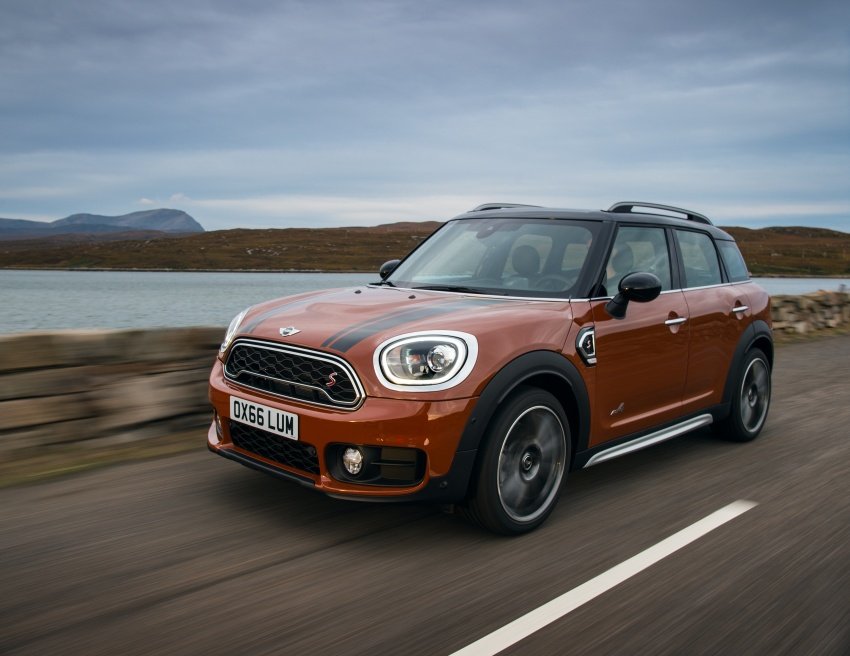 F60 MINI Countryman revealed – larger, with more tech Image #569052
