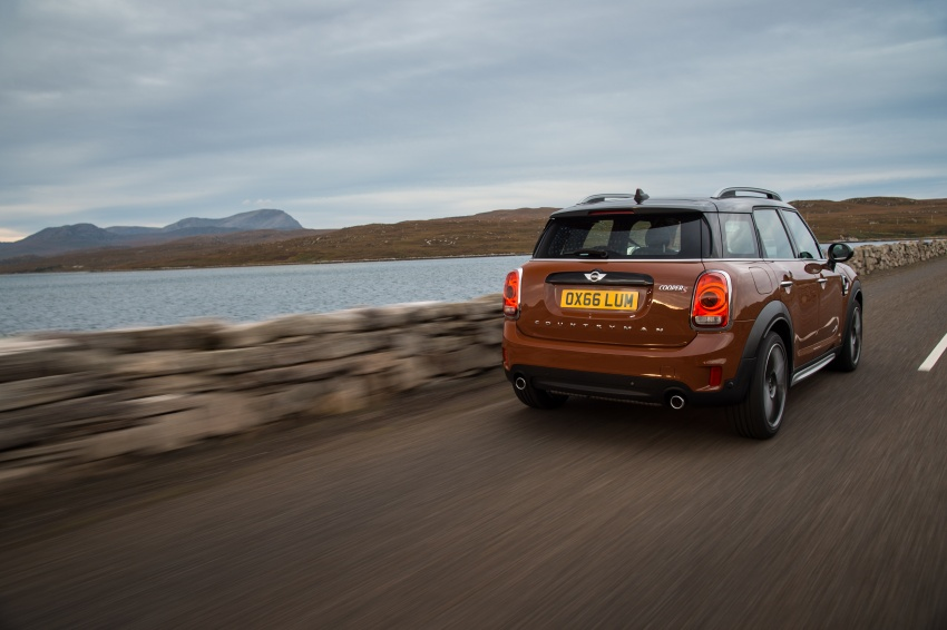F60 MINI Countryman revealed – larger, with more tech Image #569073