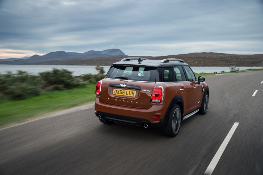 F60 MINI Countryman revealed – larger, with more tech Image #569082