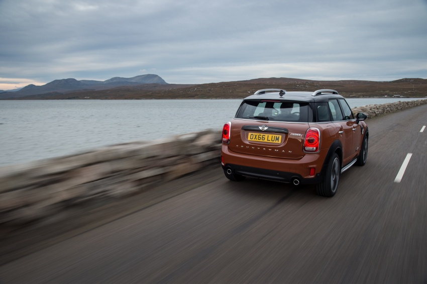 F60 MINI Countryman revealed – larger, with more tech Image #569081