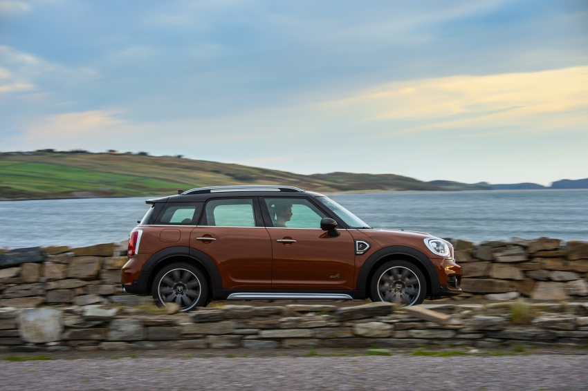 F60 MINI Countryman revealed – larger, with more tech Image #569069