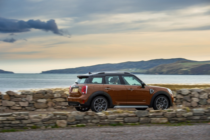 F60 MINI Countryman revealed – larger, with more tech Image #569067